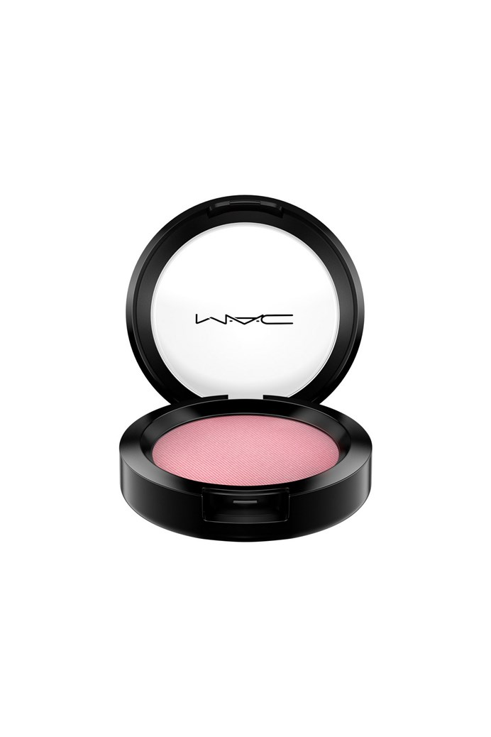 Powder Blush Satin