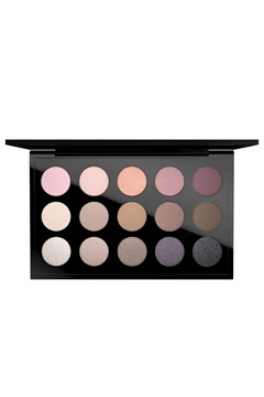 Eye Shadow x15: Cool Neutral - cool neutral