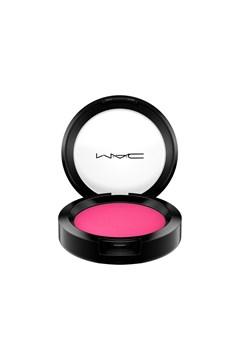 Powder Blush Satin - full fuchsia