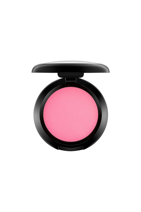 Powder Blush Satin - pinch o' peach