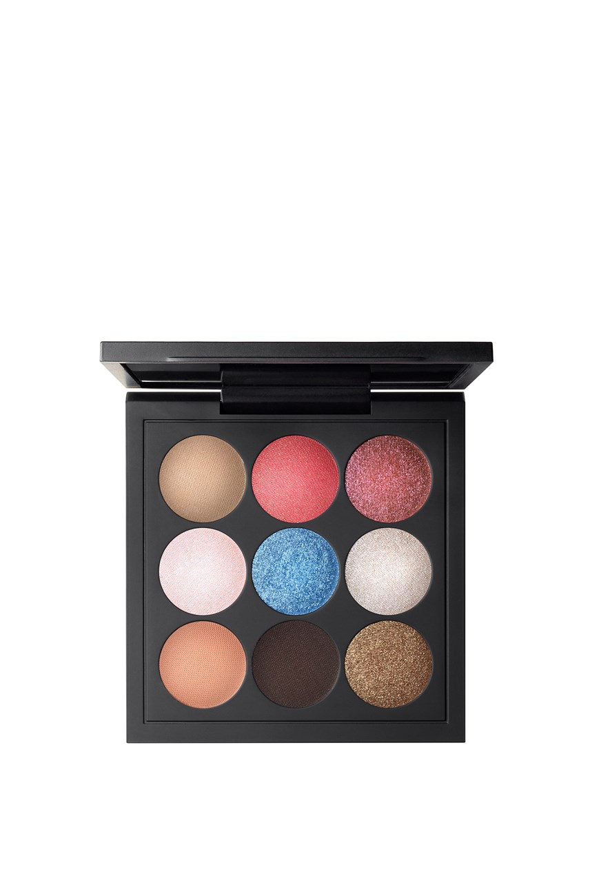 Eye Shadow x 9: Sea of Plenty