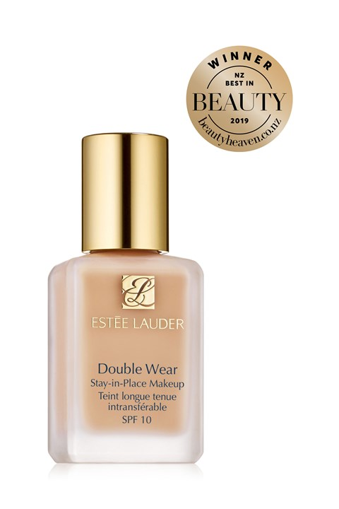 Double Wear Stay-In-Place Liquid Makeup SPF10 - 1n0 porcelain