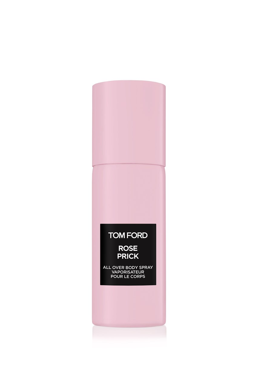 Rose Prick All Over Body Spray
