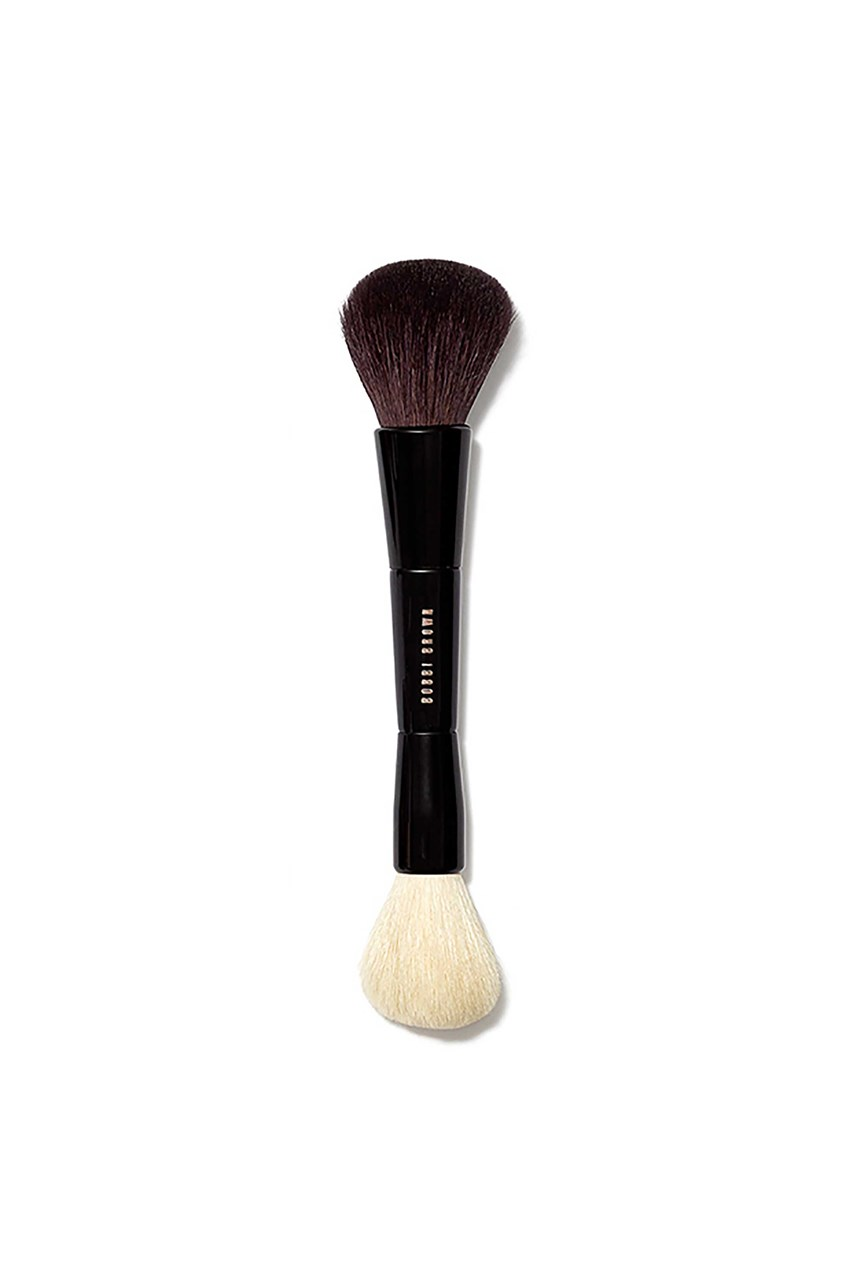 Dual-Ended Bronzer /Face Blender Brush