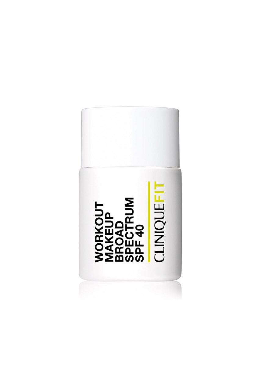 CliniqueFIT ™ Workout Makeup Broad Spectrum SPF 40