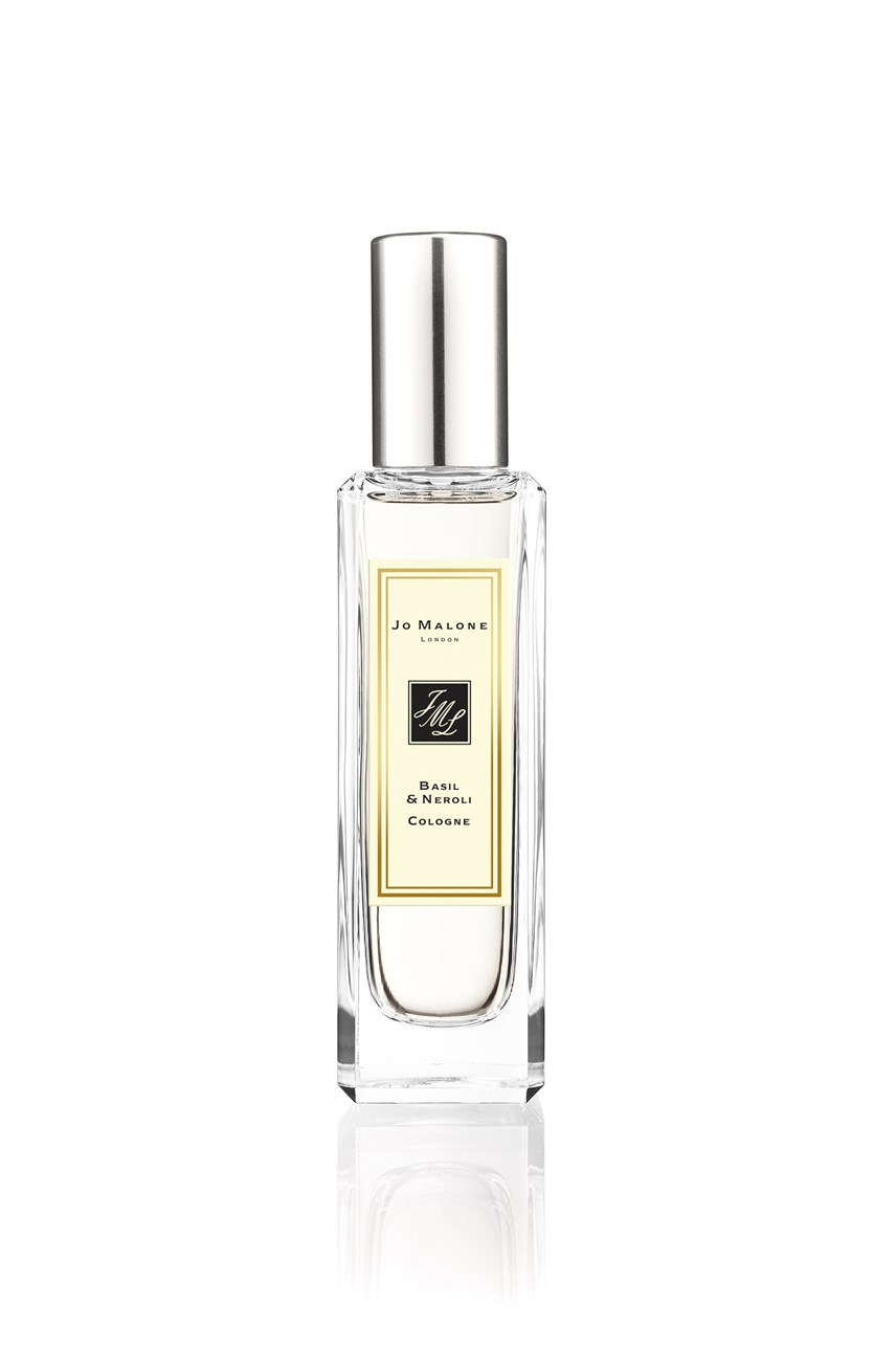 Basil and Neroli Cologne