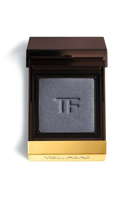 Private Shadow Sateen Eyeshadow - siver screen