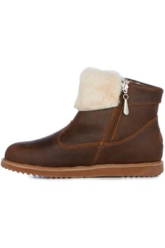 Pedy Ankle Boot - oak
