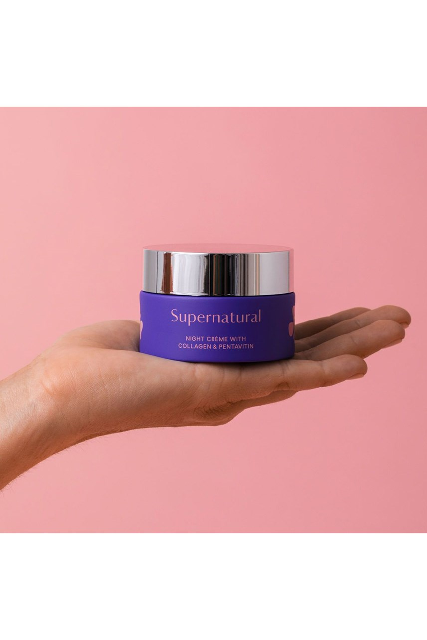 Supernatural Anti-Ageing Peptide 72-Hour Crème