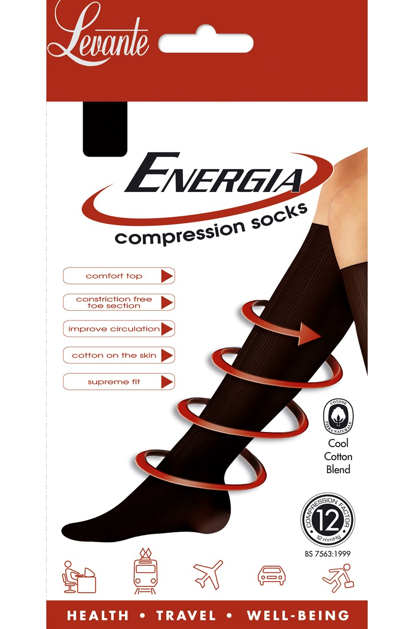 Energia Knee High Stockings