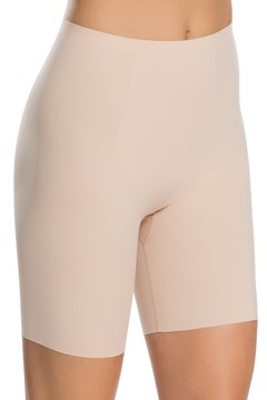 Thinstincts Mid-Thigh Short - soft nude