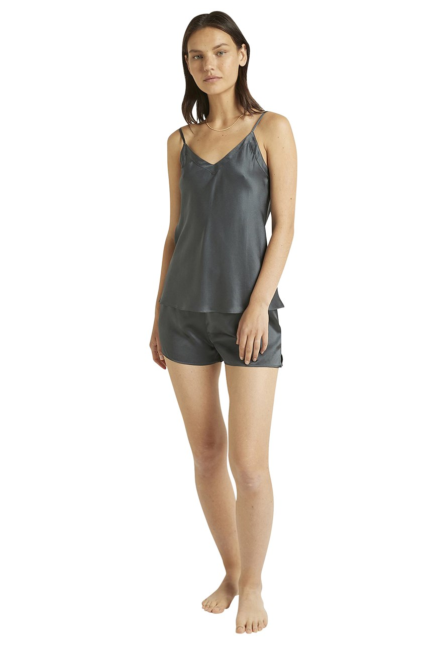 Silk V-Neck Camisole