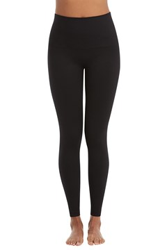 Look At Me Now Seamless Leggings VERY BLACK 1