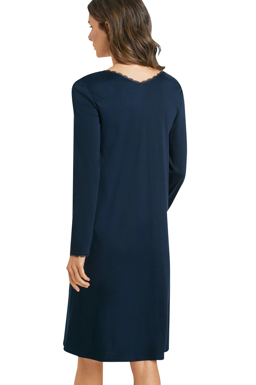 Bea Long Sleeve Night Gown