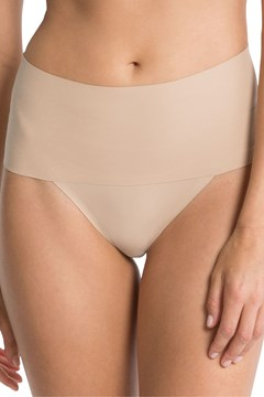 Undie-tectable Thong Brief SOFT NUDE 1