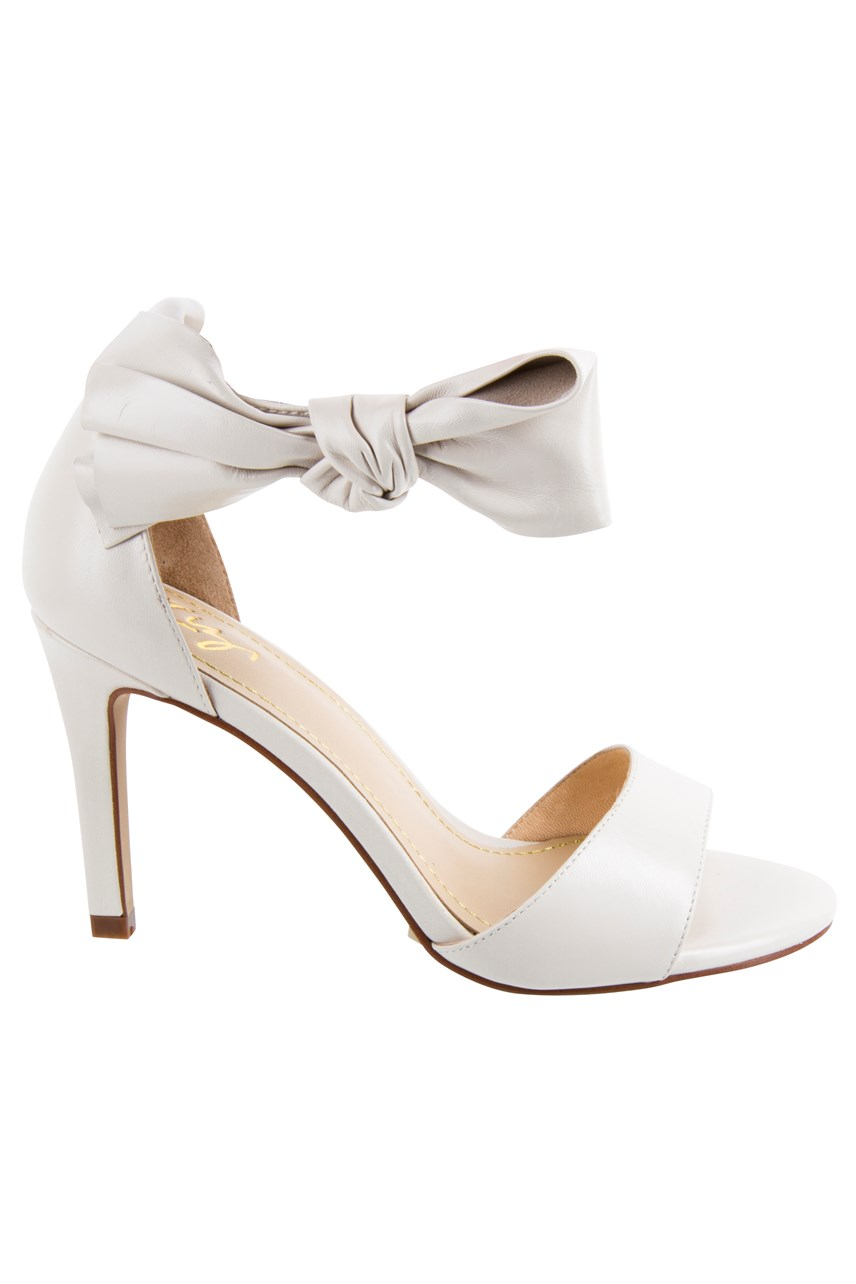 Alice Dress Sandal with Bow