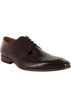 Ashton Dress Shoe BURGUNDY 1