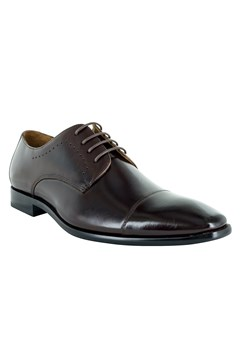 Chifley Lace Up Dress Shoe BROWN 1