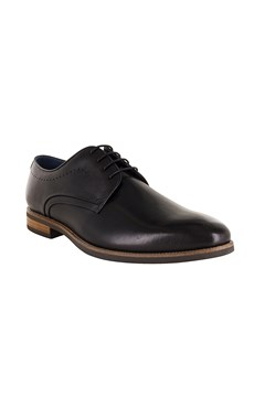 Numbus Lace Up Shoe - black