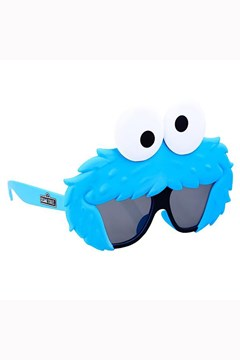 Cookie Monster Lil Character Shades COOKI MONSTR 1
