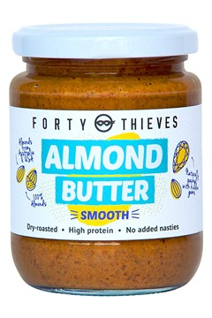Almond Butter Smooth 1
