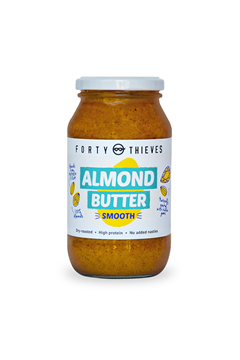 Smooth Almond Butter 1