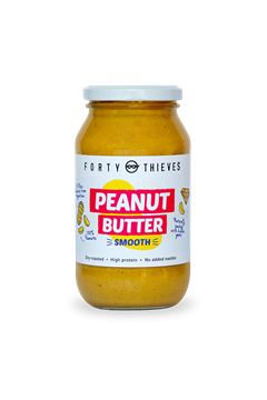 Smooth Peanut Butter 1