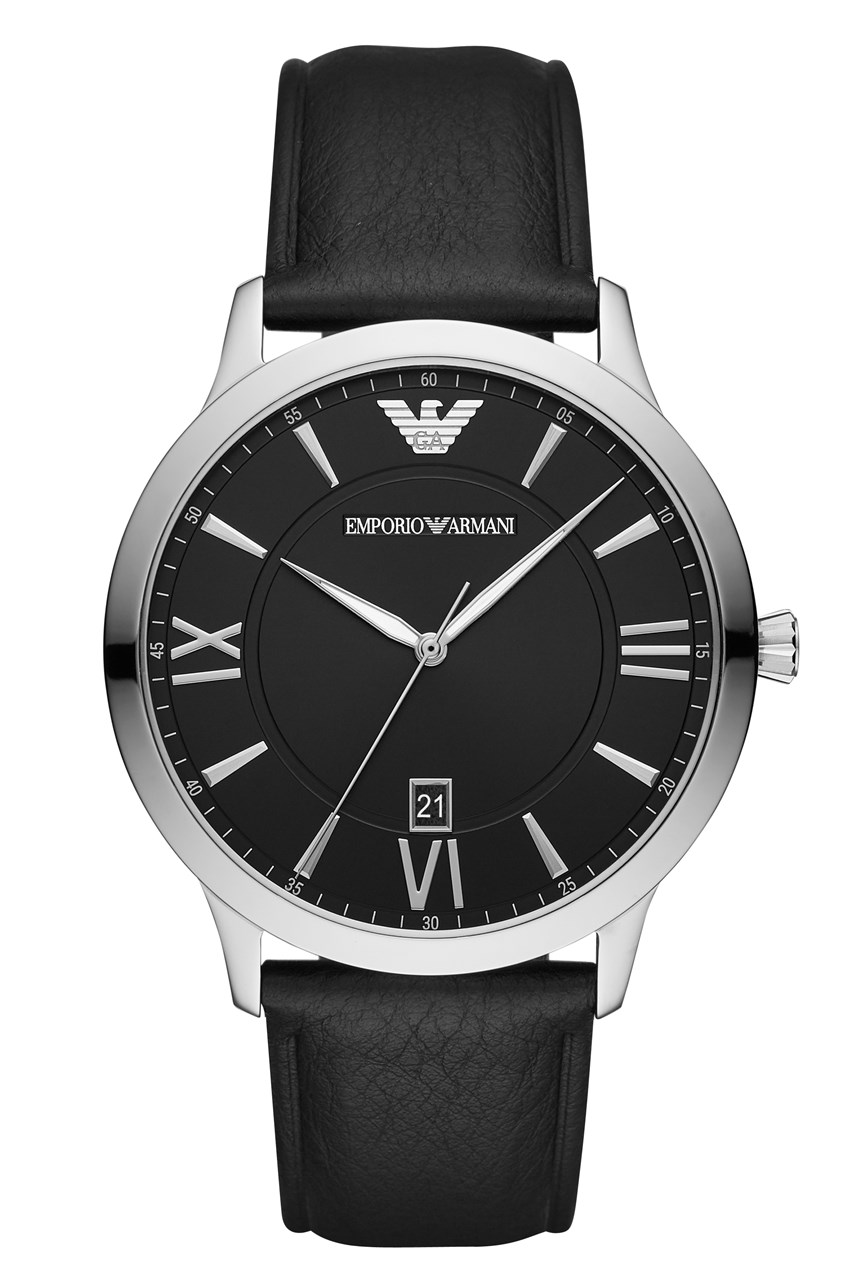 771d7da982f Men s Giovanni Black Analogue Date Watch ...
