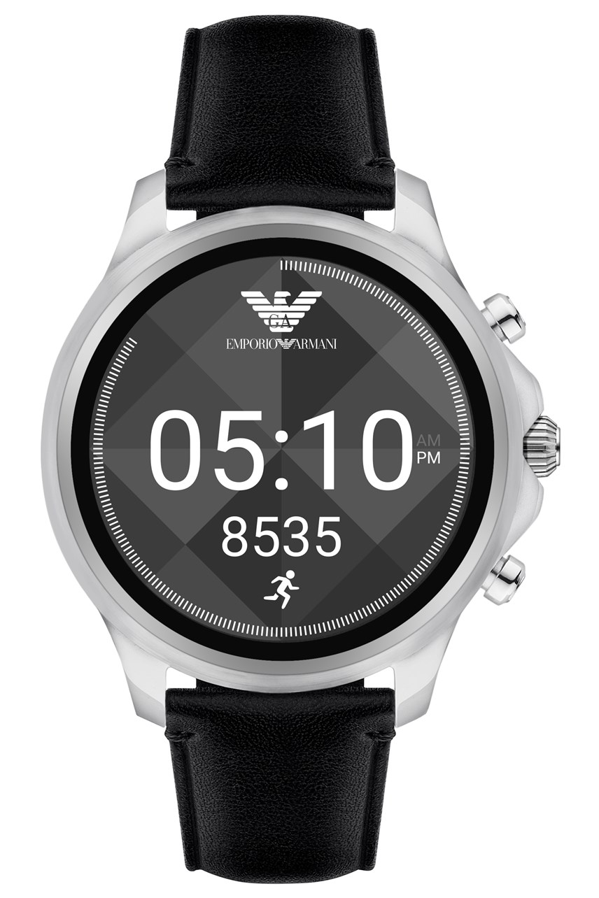 Men's Smartwatch Black