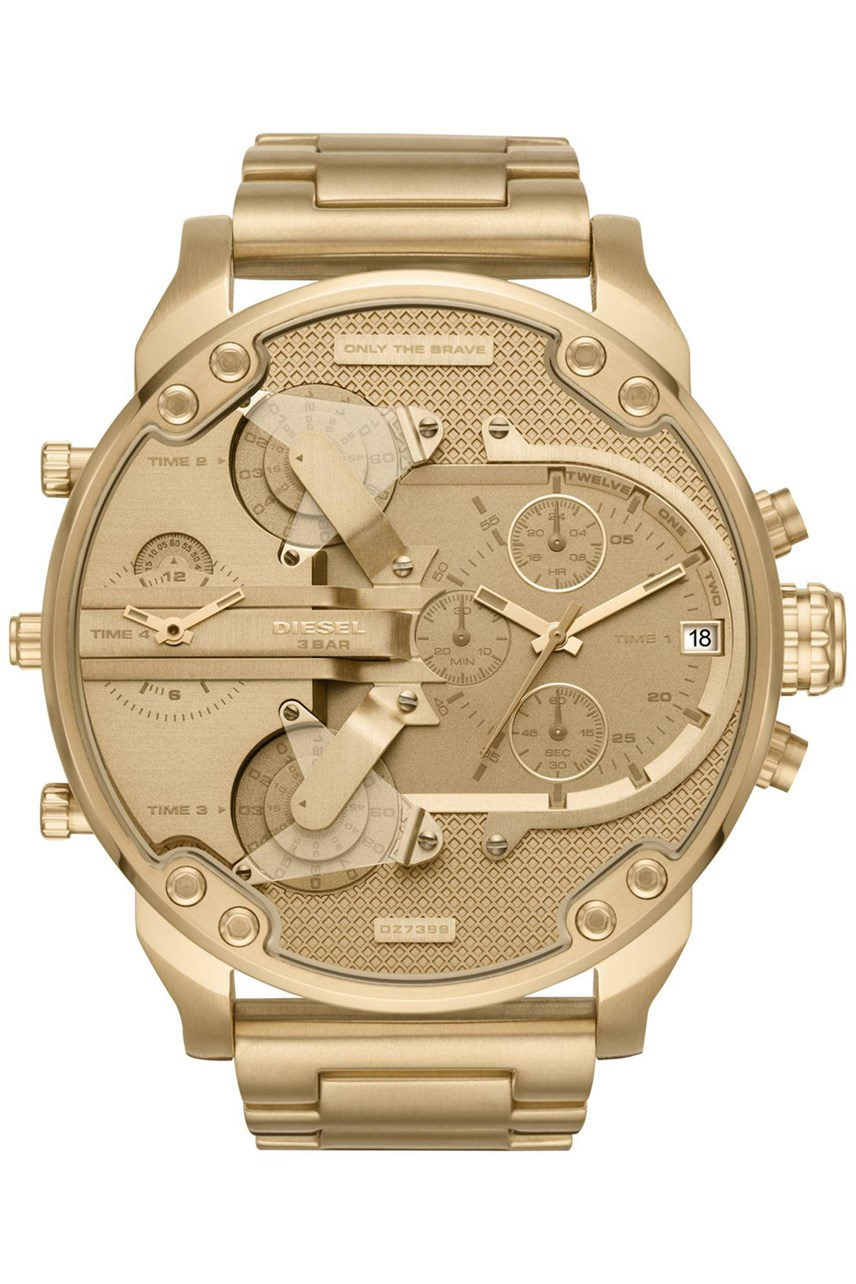 Men's Mr. Daddy 2.0 Gold-Tone Watch