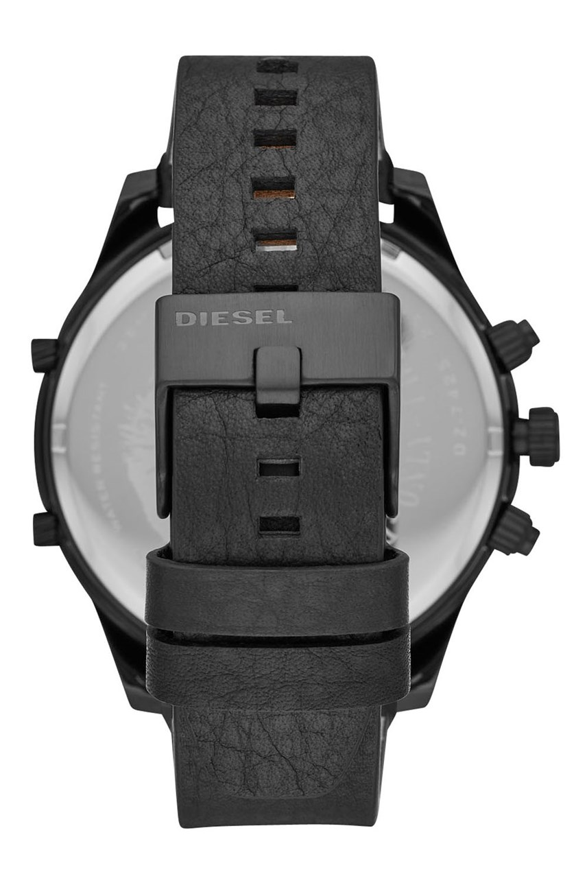 Boltdown Black Chronograph Watch