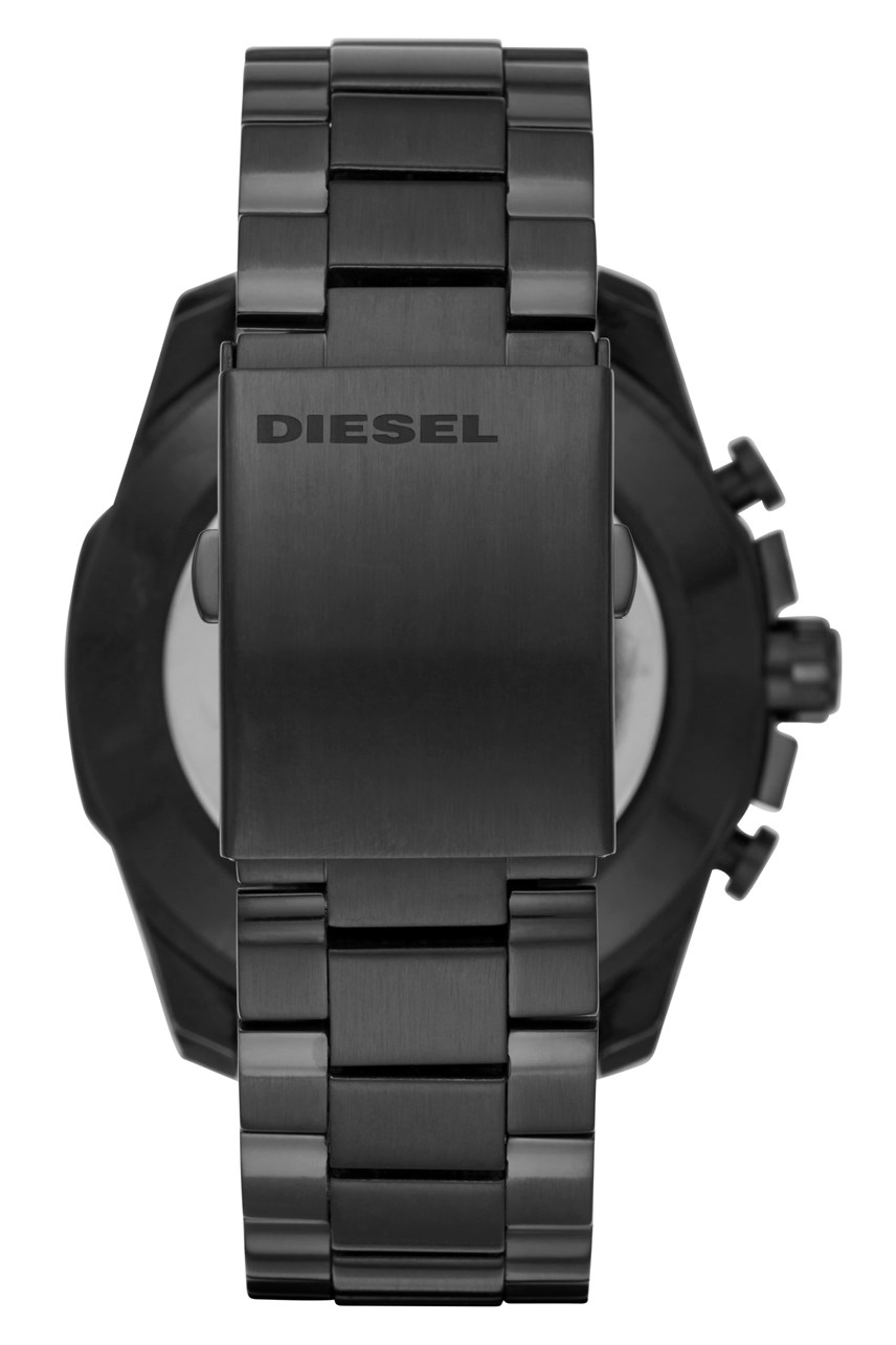 Men's Mega Chief Black Hybrid Smartwatch