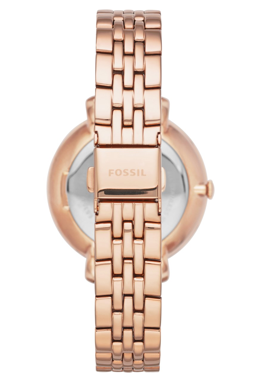 Women's Jacqueline Rose Gold-Tone Analogue Watch