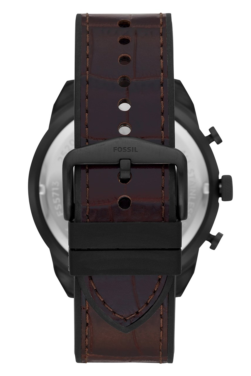 Bronson Two-Tone Chronograph Watch