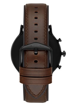 The Carlyle HR Brown Smartwatch - brown