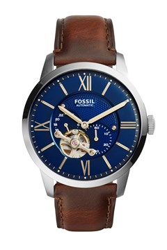 Townsman Automatic Leather Watch BROWN 1