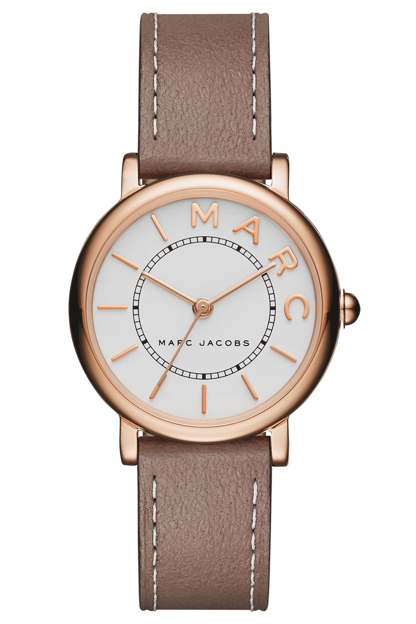Roxy Brown Analogue Watch
