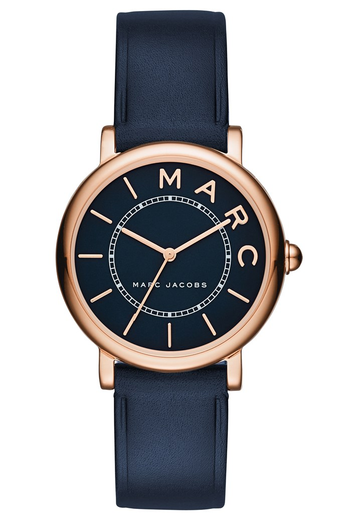 3025d9d2ad6c6 Roxy Blue Analogue Watch - MARC JACOBS - Smith   Caughey s - Smith ...