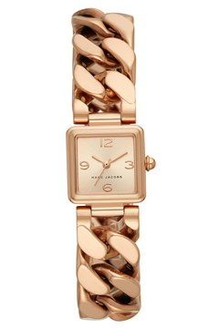 Women's Vic Rose Gold-Tone Analogue Watch ROSE GOLD TONE 1