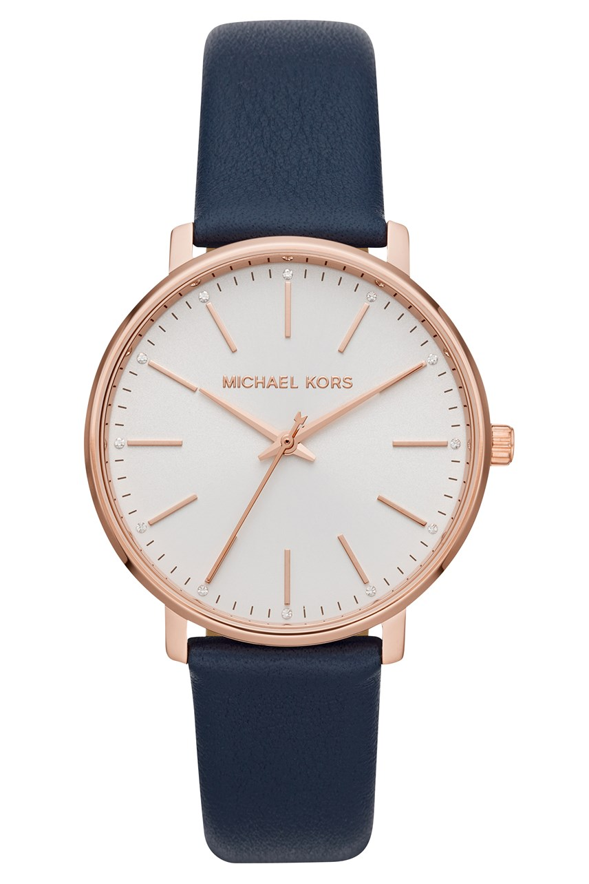 Women's Pyper Blue Analogue Watch