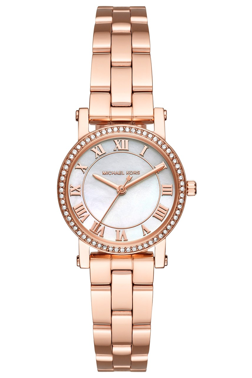 Norie Rose Gold-Tone Analogue Watch ... cf95f08ce54d