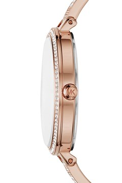 c49add644158 Women s Jaryn Rose Gold-Tone Analogue Watch - MICHAEL KORS - Smith ...