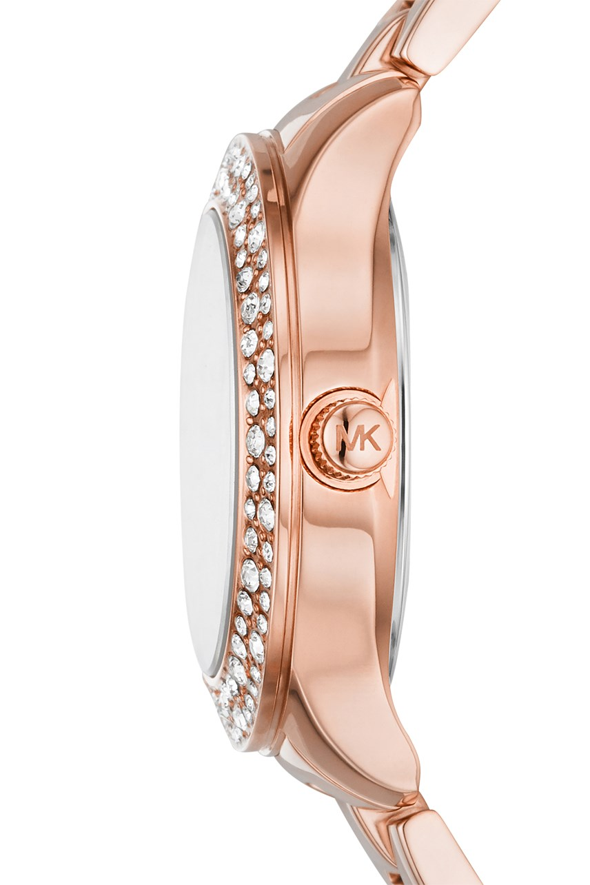 Liliane Rose Gold Analogue Watch