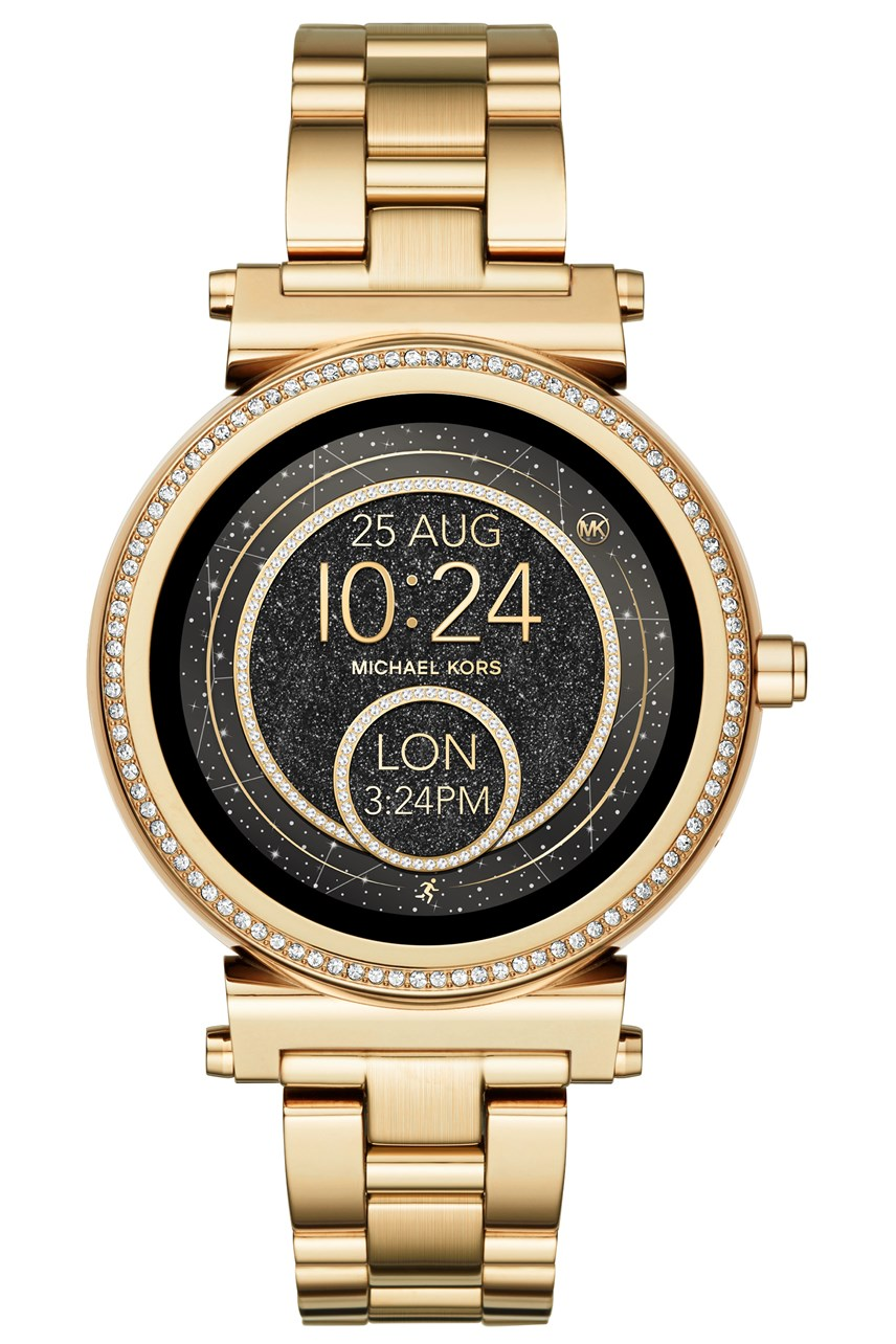 Women's Smartwatch Sofie Gold-Tone