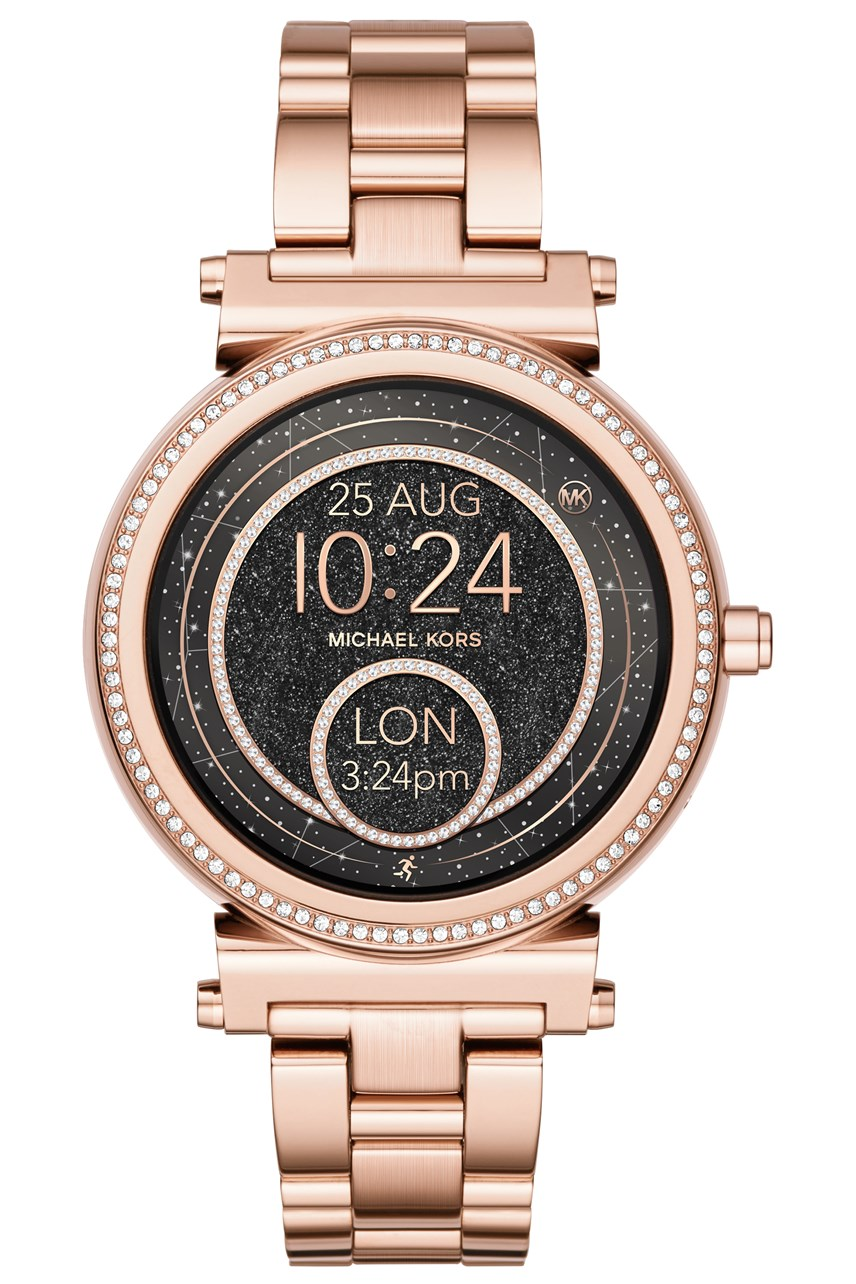 Women's Smartwatch Sofie Rose Gold -Tone