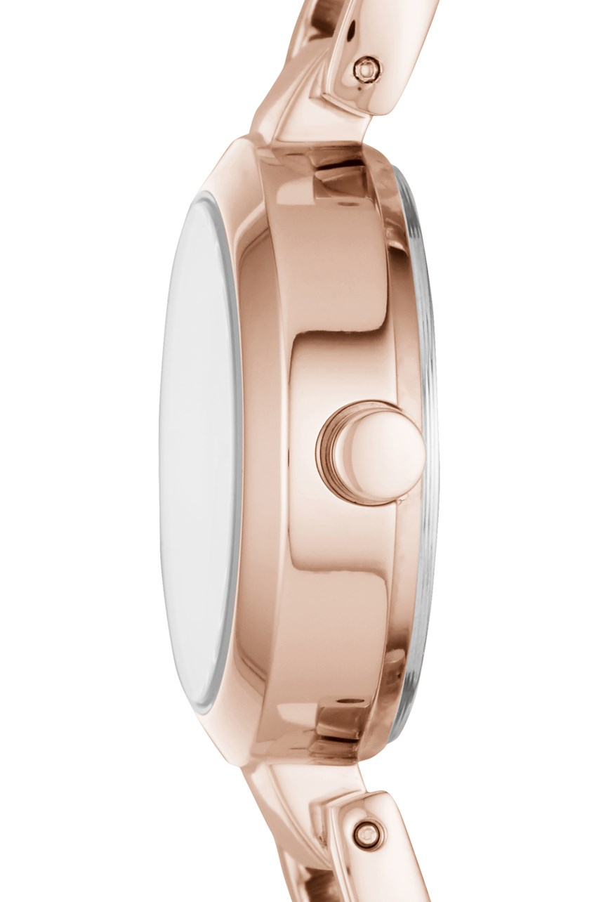 Women's City Link Rose Gold-Tone Analogue Watch