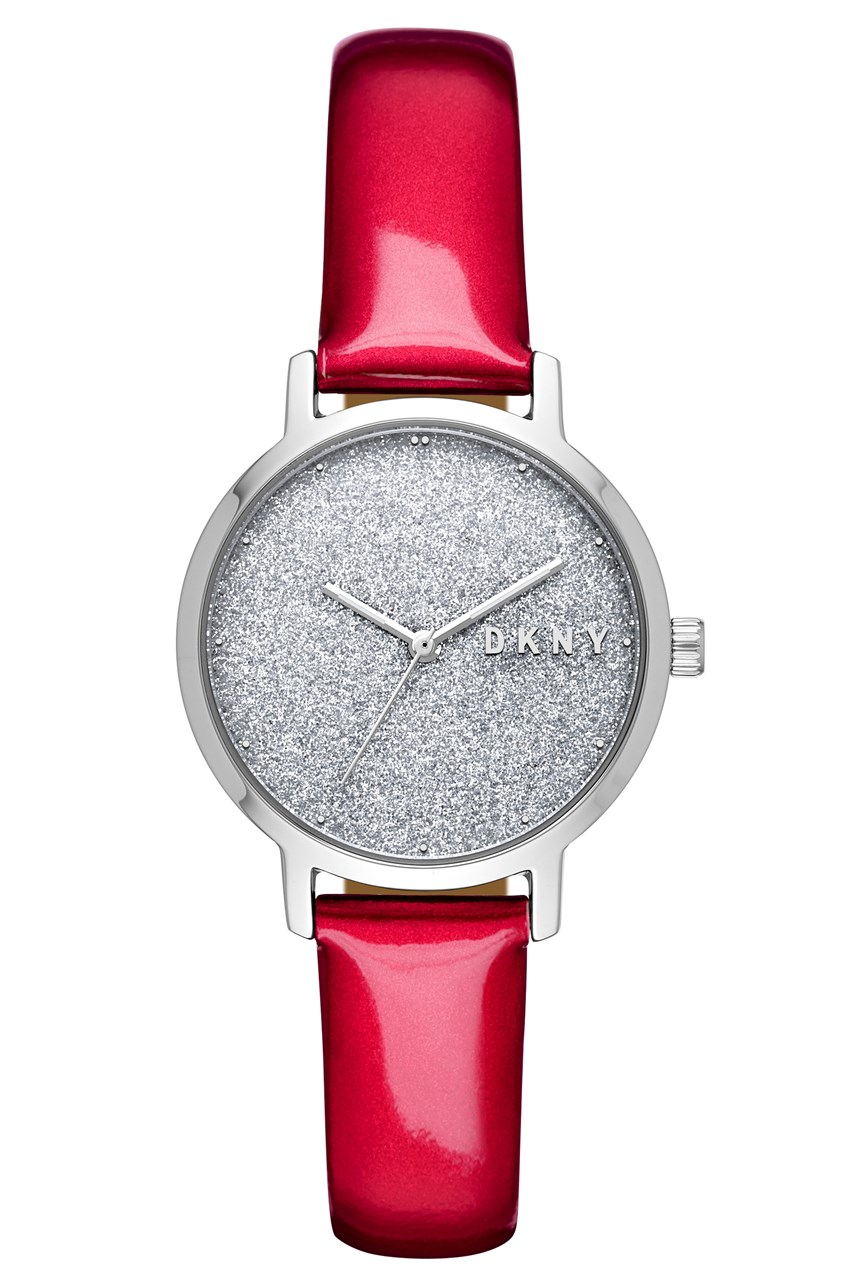 Women's The Modernist Red Analogue Watch