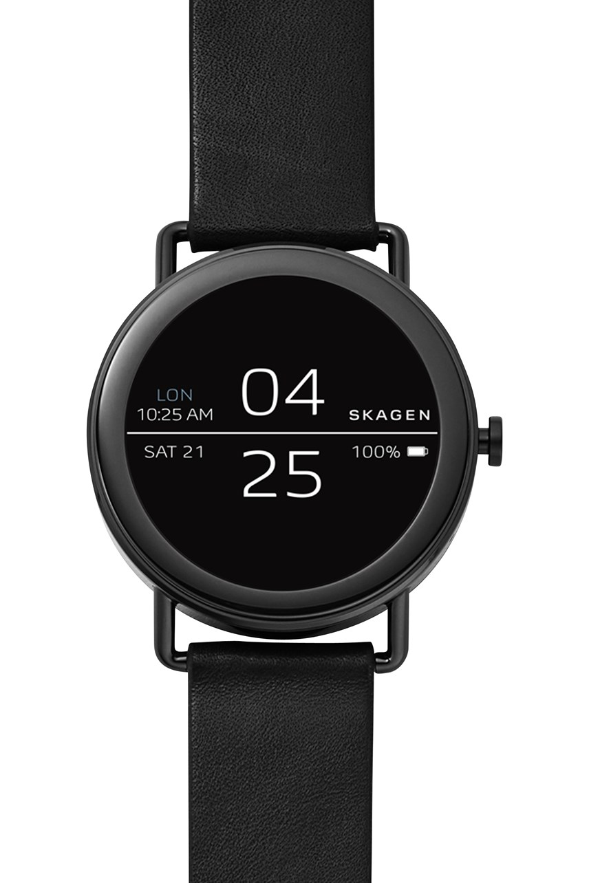 Men's Smartwatch Falster Black