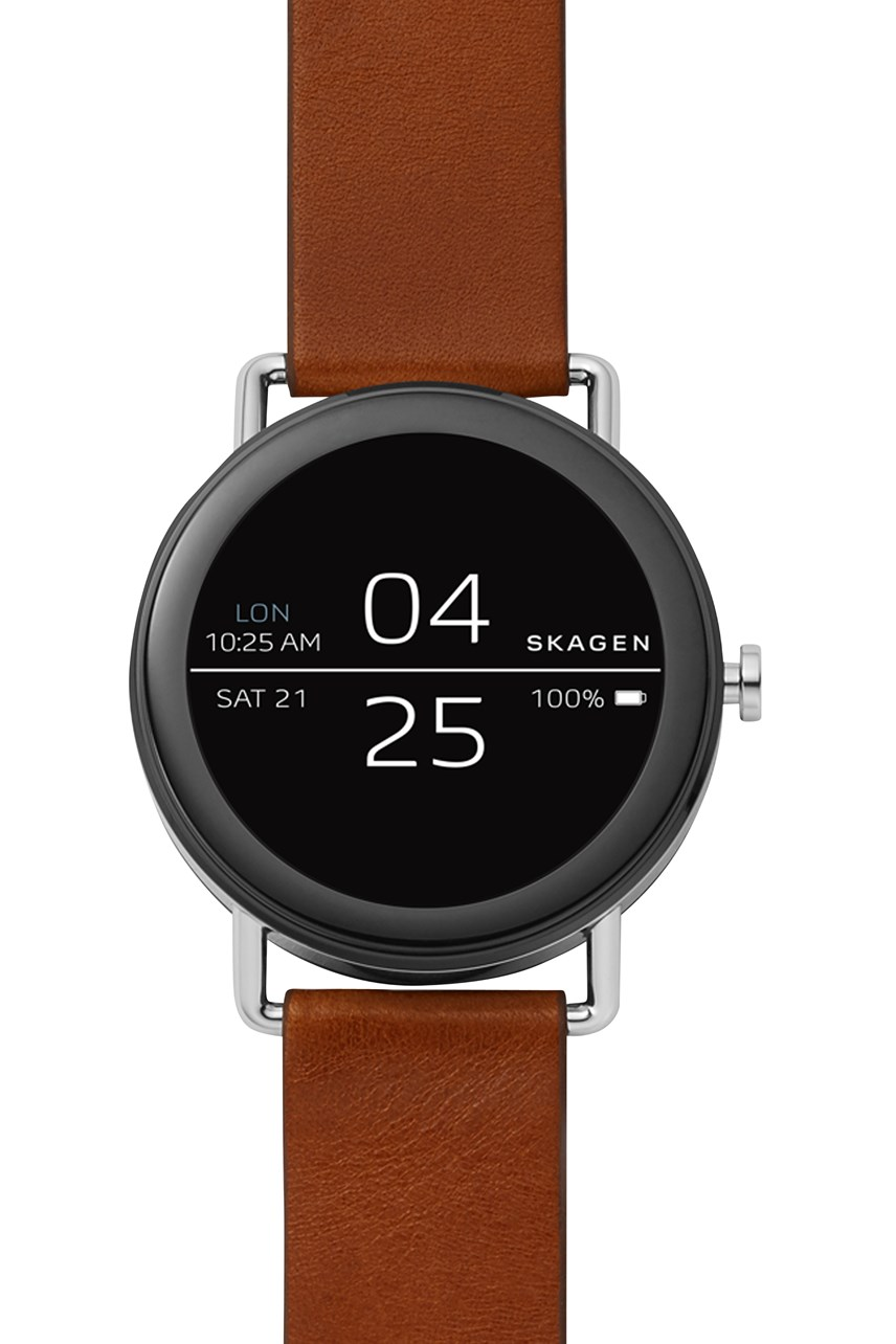 Men's Smartwatch Falster Brown