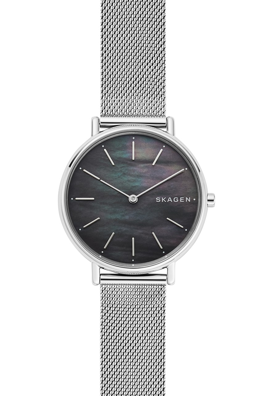 Women's Signatur Silver Analogue Watch